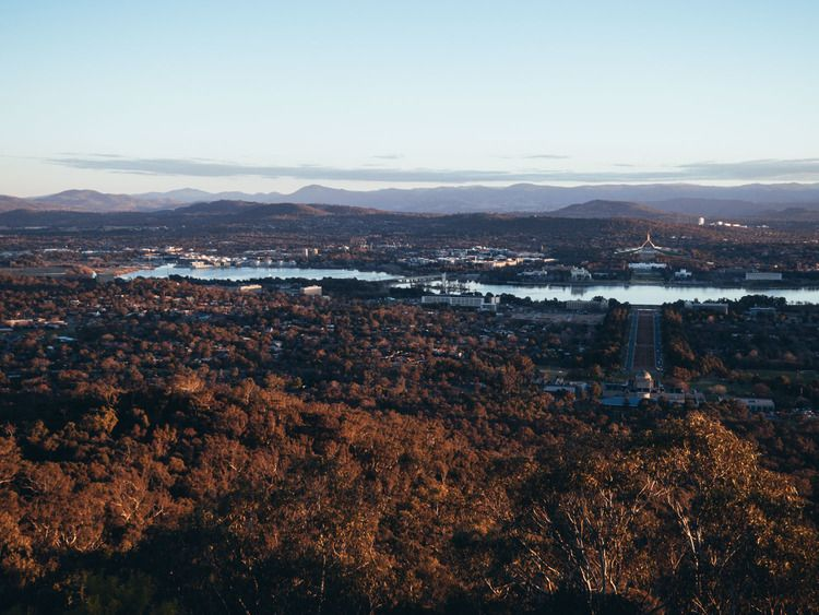 Camberra, The Capital City of Australia